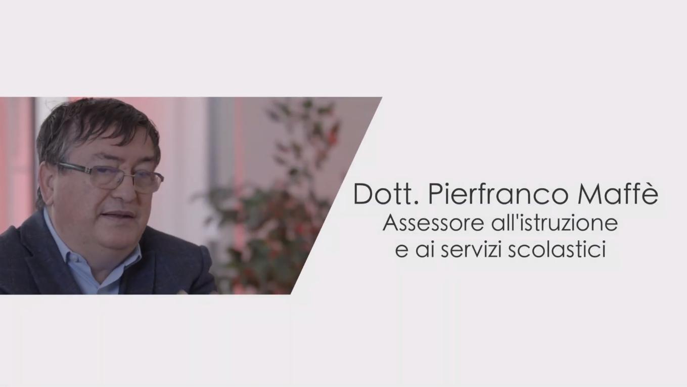 Intervista con l'assessore Pierfranco Maffè